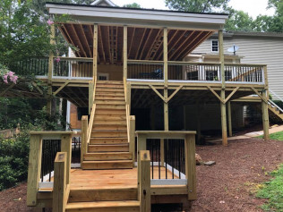 Deck Repair, Canton, GA